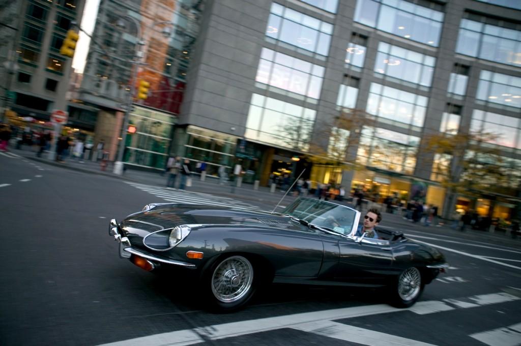 Catching Up With Classic Car Club Manhattan - Classic car club