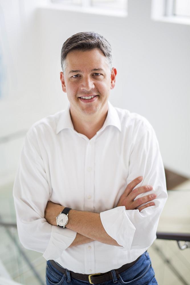 Luke Schneider CEO of Silvercar